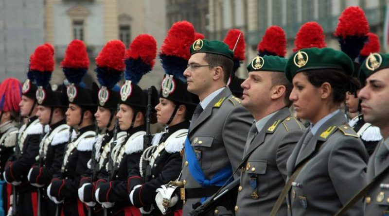 Concorso allievi carabinieri 2020